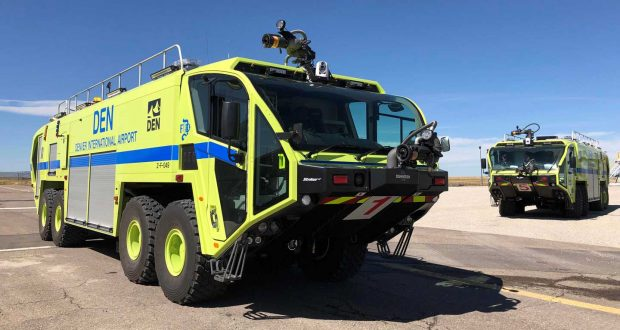 Oshkosh Airport Products Hits a Monumental Milestone with Delivery of 5,000th ARFF Vehicle